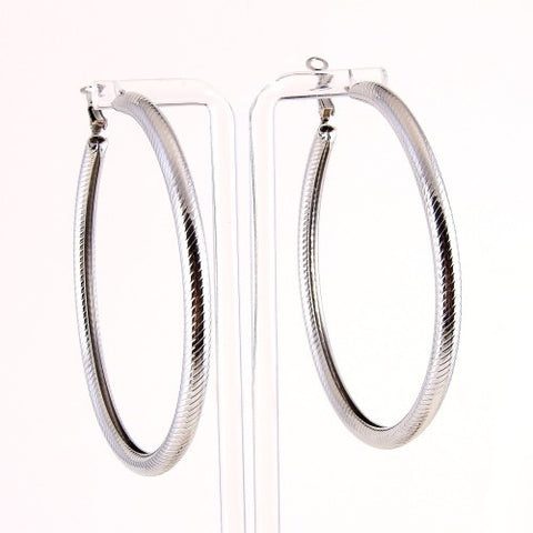 Basic Hoops Earrings - MeTimeBoutique