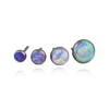 Titanium Opal Threadless Attachment