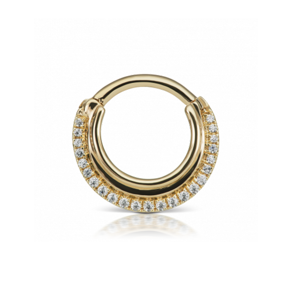 Dhara Hinged Ring