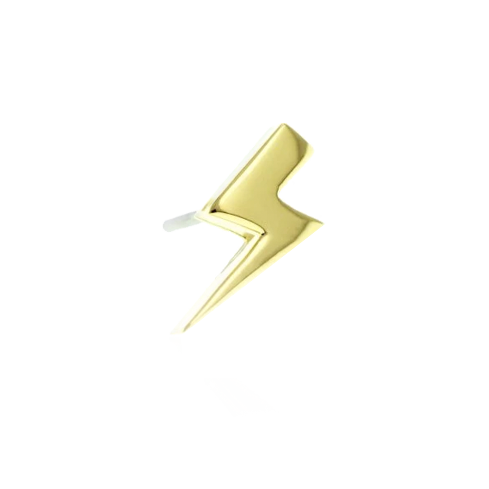 Lightning Bolt Threadless Attachment