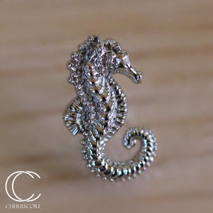 Seahorse Threadless End