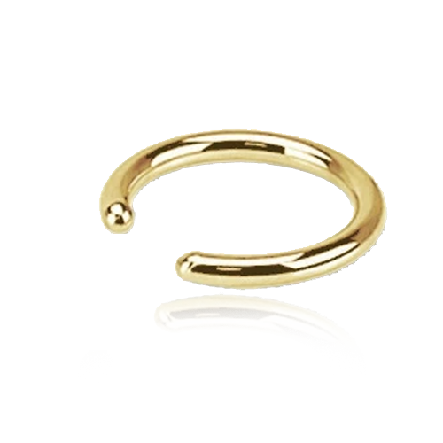 18k Gold Captive Ring