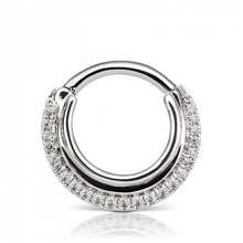 Load image into Gallery viewer, Dhara Hinged Ring