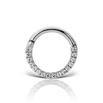 Eternity Hinged Ring