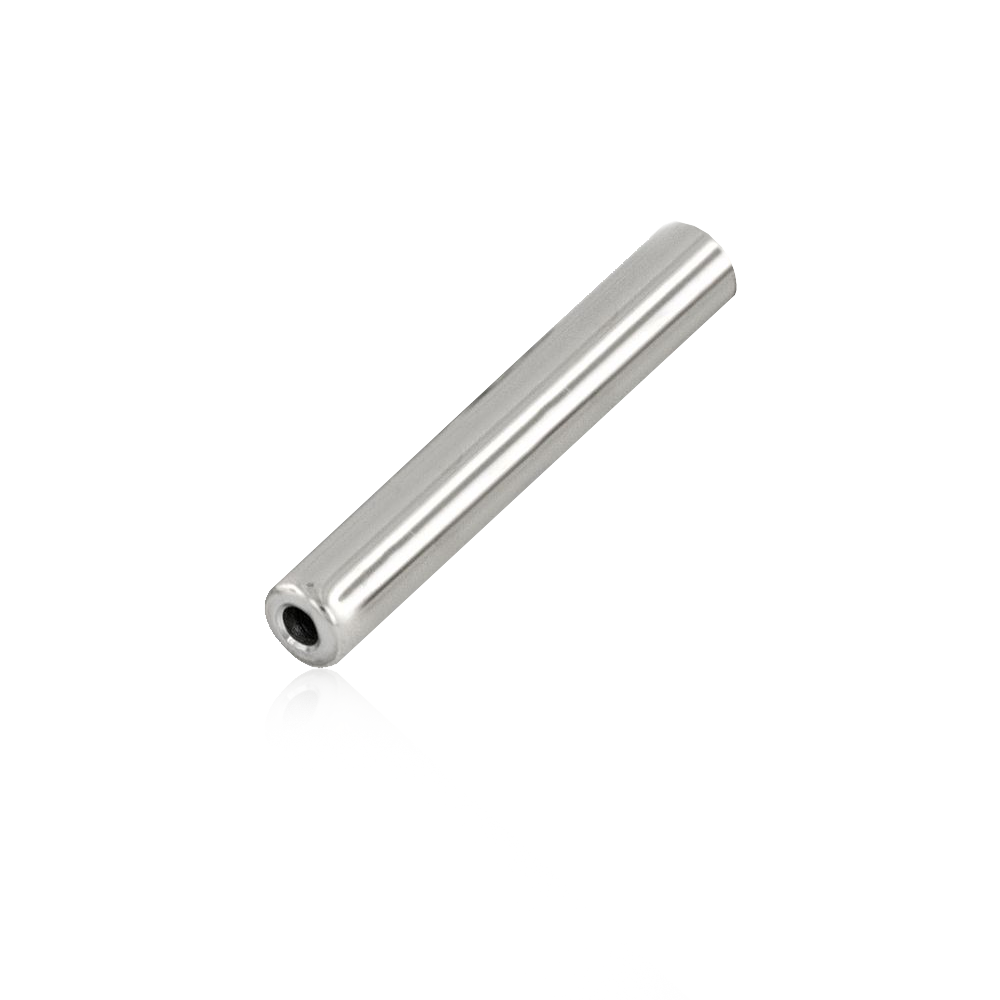 Titanium Threadless Barbell Post