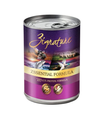 Zignature Dog Can Zssential 13oz