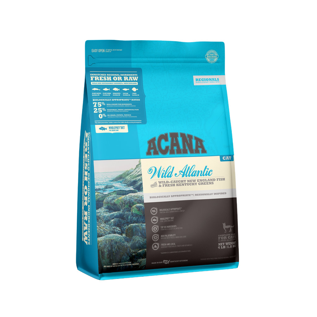ACANA Cat Wild Atlantic 4lb