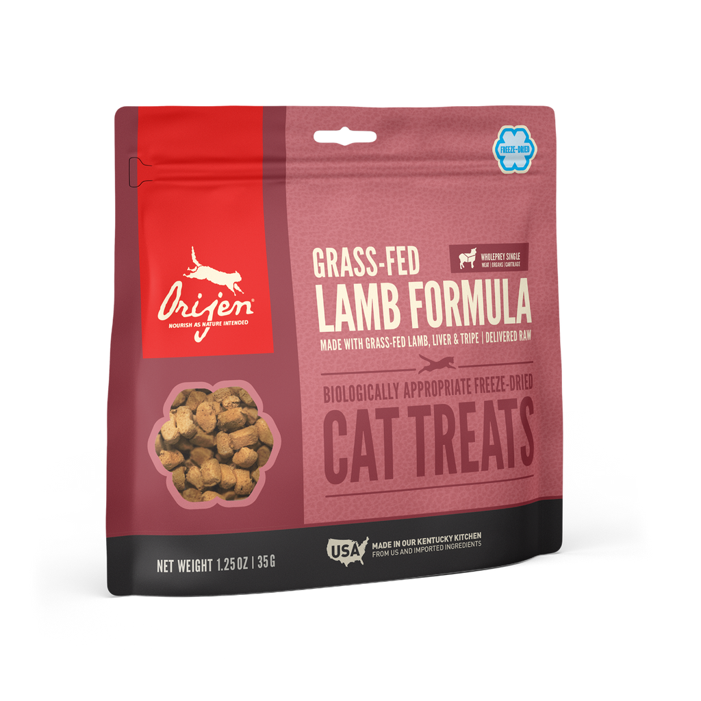 Orijen Cat Lamb freeze dried 1.25oz