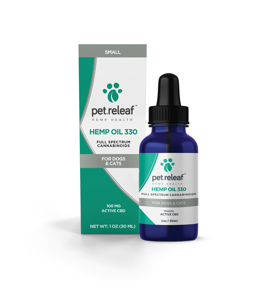 Pet Releaf - Full Spectrum 330mg