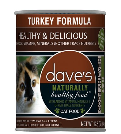 Dave C Natl Healthy & Delicious Turkey 12.5oz