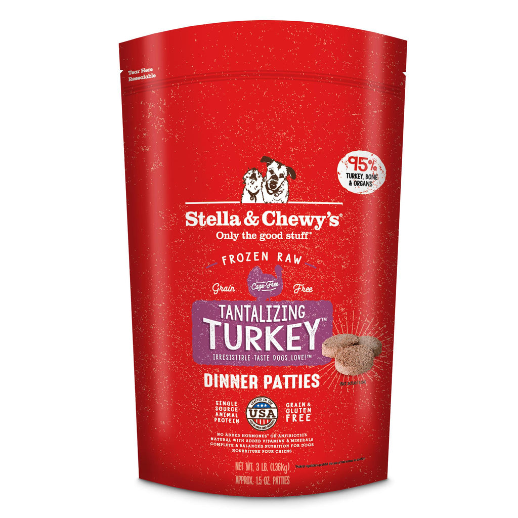 Stella Frozen Turkey 3lb