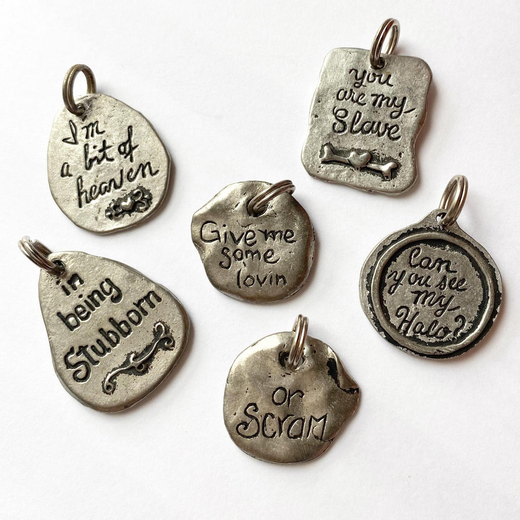 At-Choo Fairy Collar Tags