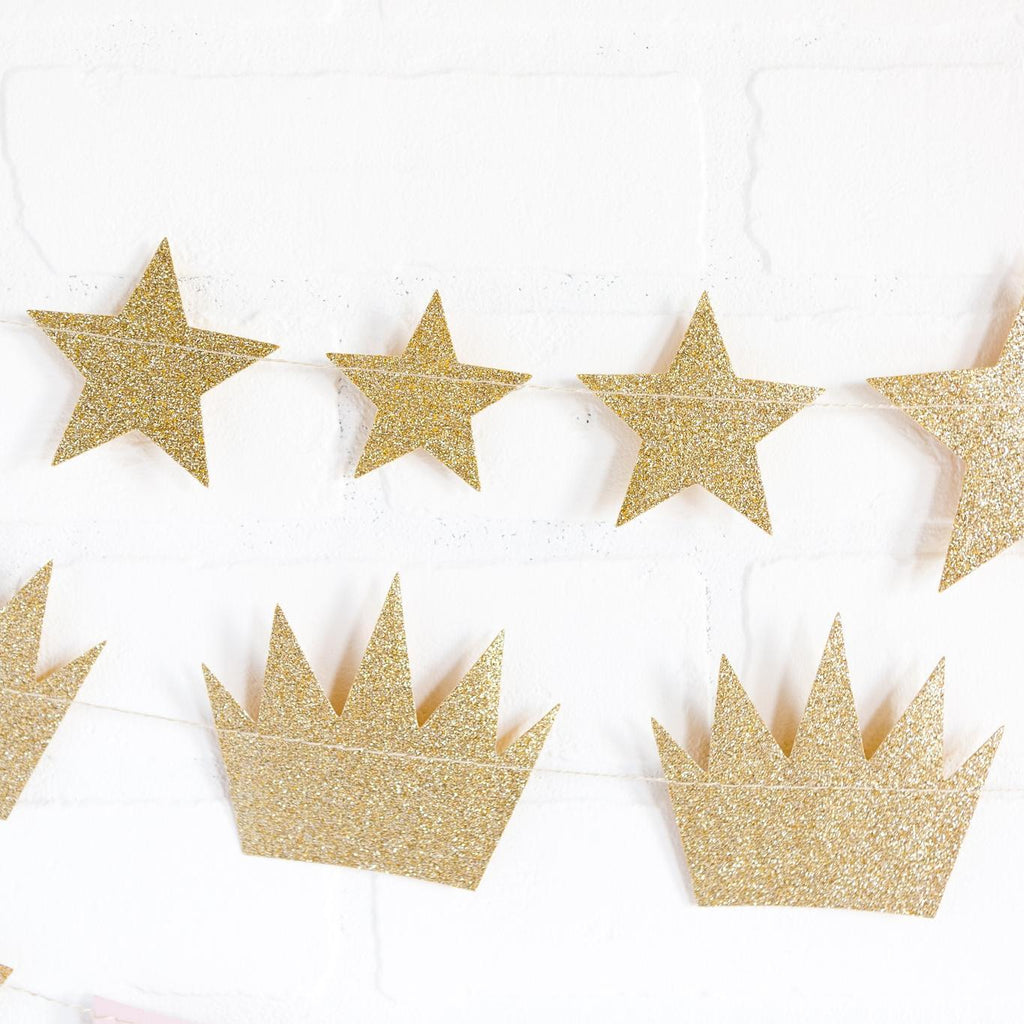 Princess Star Banner 8ft