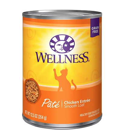 Wellness Cat - Chicken 12oz