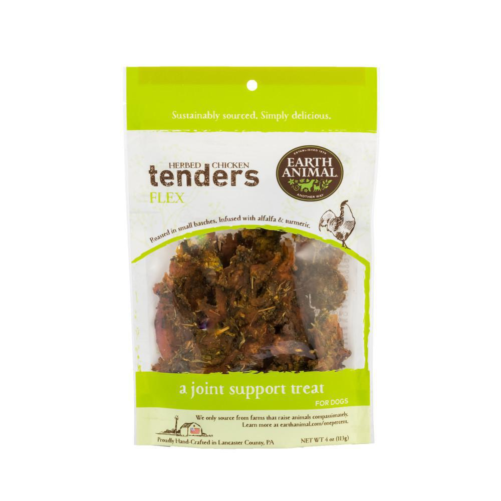 Earth Animal Tenders FLEX Chicken 4oz
