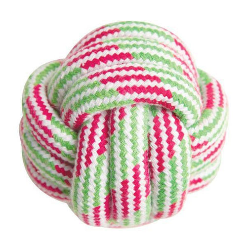 SnugArooz Knot your ball rope toy 3.5