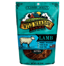 Load image into Gallery viewer, Wild Meadow Lamb Bites 4oz