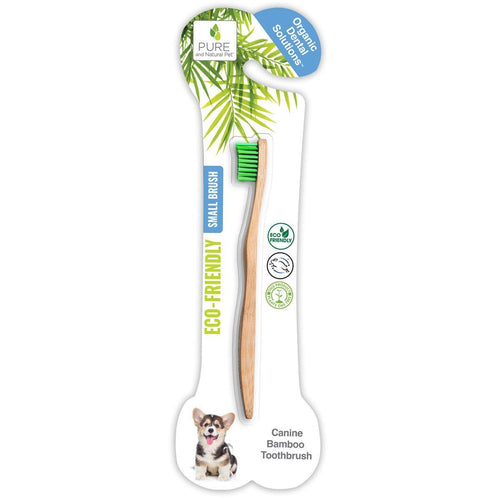 Pure and Natural - Organic Bamboo toothbrush