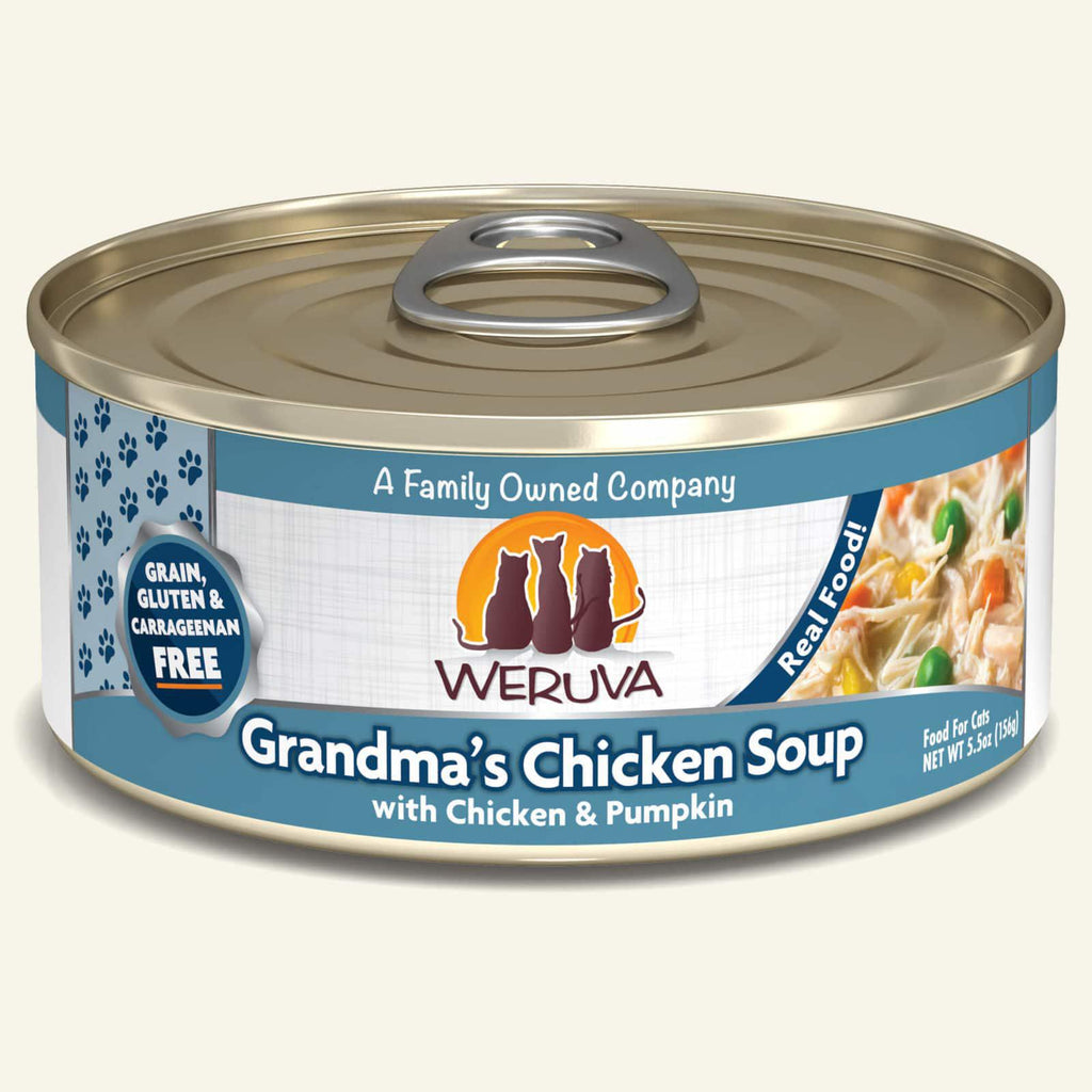 Weruva Grandma Chicken soup 5.5