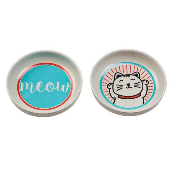 Ore Lucky Cat Bowl set