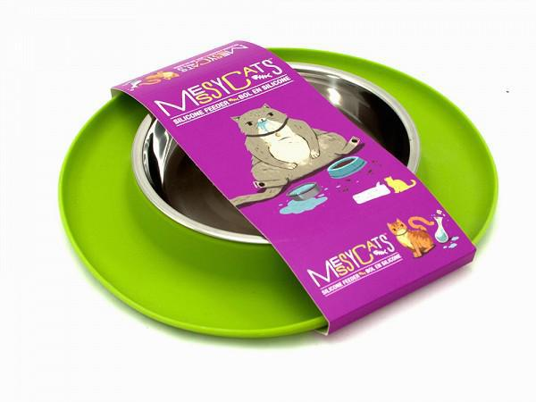 Messy Mutts Cat silicone feeder
