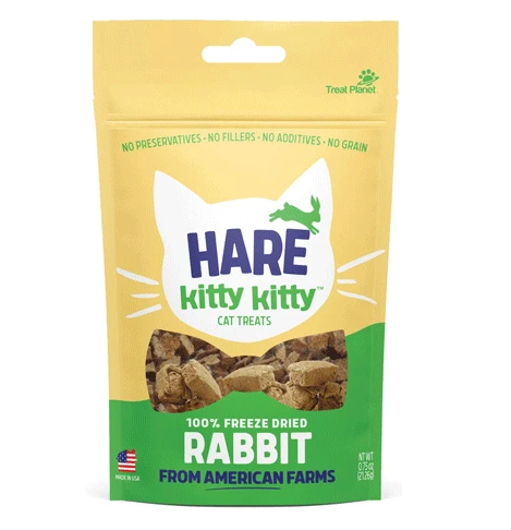 Kitty Kitty Hare Rabbit .9oz
