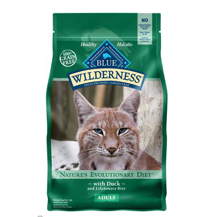 Blue Wilderness Cat Duck 5lb