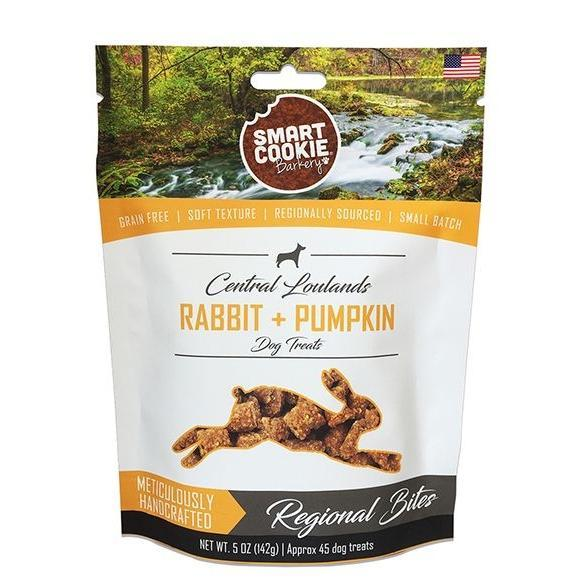 Smart Cookie Rabbit & Pumpkin 5oz