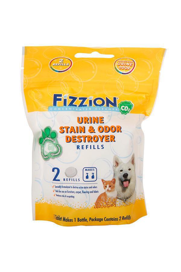 Fizzion Urine Destroyer 2 pack