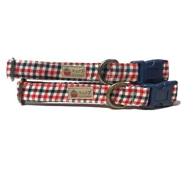 Very Vintage Sherman Organic - Cat Breakaway collar