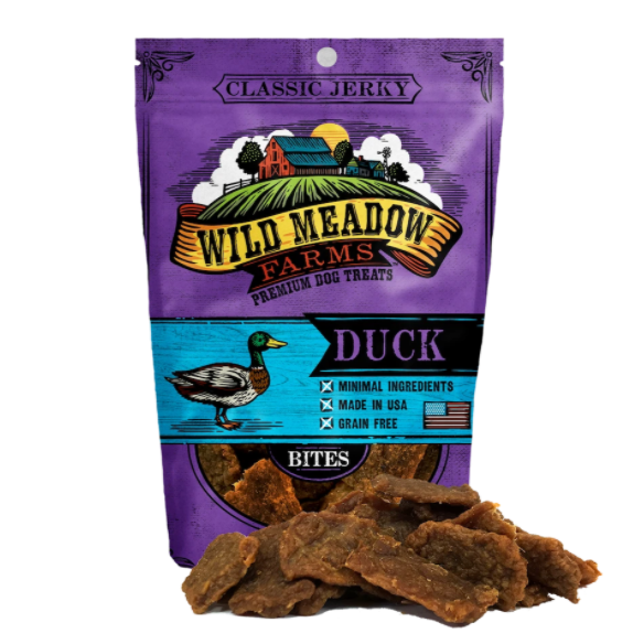 Wild Meadow Duck bites 4oz