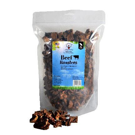 Natural Cravings - Beef Roaster Bites Value Bag