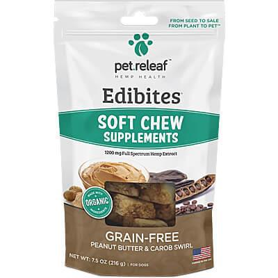 Pet Releaf - Soft Chewy Peanut Butter