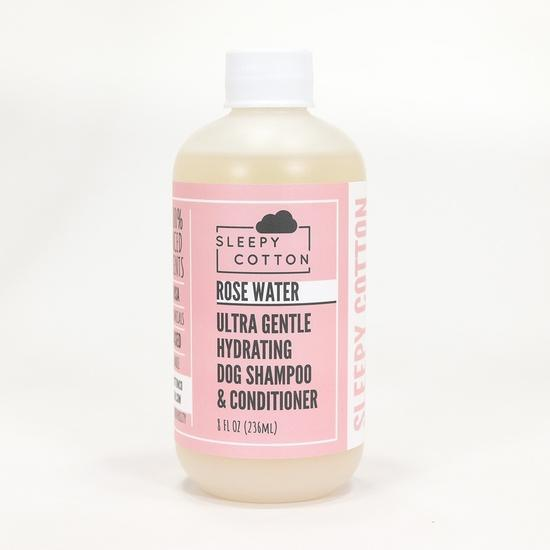 Sleepy Cotton Ultra Gentle Shampoo & Conditioner