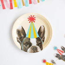 "Load image into Gallery viewer, Party Dog 7"" Plates set of 12"