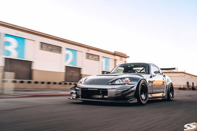 Customer Featured on Honda Tuning