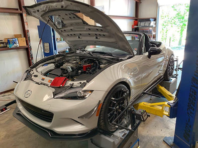 Custom Alignment Services for Lowered / Race cars