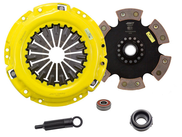 ACT 1988 Toyota Supra XT/Race Rigid 6 Pad Clutch Kit