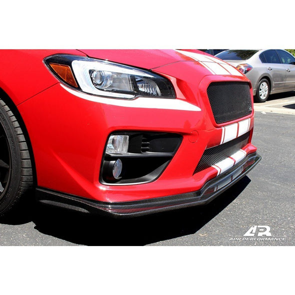 APR Carbon Fiber Front Air Dam - 2015 WRX / 2015 STI
