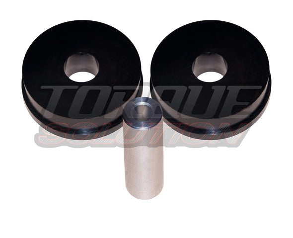 Torque Solution Front Engine Mount Inserts : Mitsubishi Evolution 8/9 2003-2006