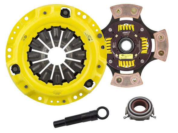 ACT 1986 Toyota Corolla XT/Race Sprung 4 Pad Clutch Kit