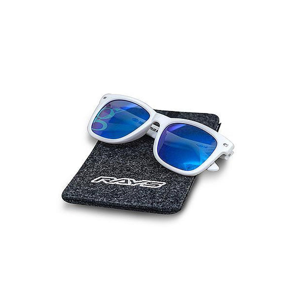 RAYS x Gram Lights Sunglasses - Blue Mirror Lens