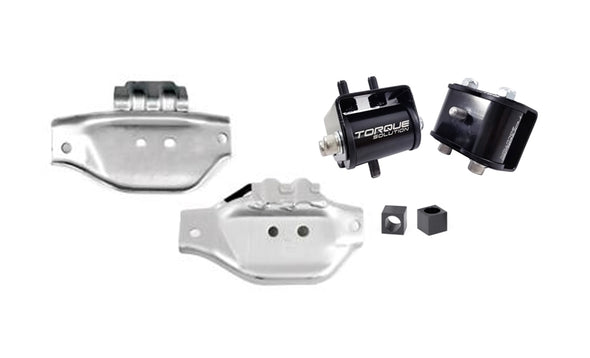 Torque Solution Engine Mounts 2014+ Subaru Forester XT