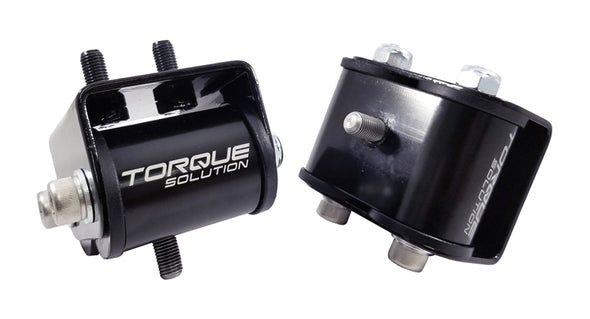 Torque Solution Engine Mounts: Subaru Wrx Sti 2002-16