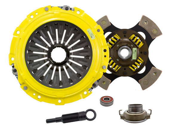ACT 2006 Subaru Impreza XT-M/Race Sprung 4 Pad Clutch Kit
