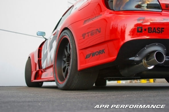 APR Performance S2-GT Widebody Aerodynamic Kit - Honda S2000