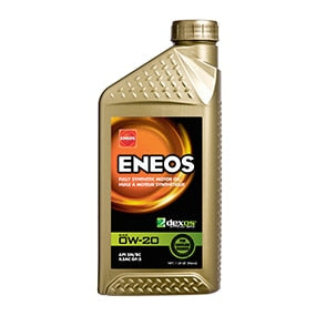 ENEOS Synthetic Motor Oil 0W-20 (1qt)
