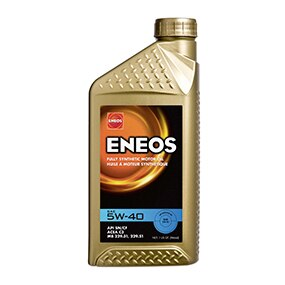 ENEOS Synthetic Motor Oil 5W-40 (1qt)