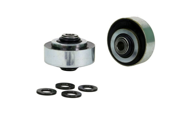 Whiteline Front Lower Inner Rear Bushing - 01-07 Misubishi EVO
