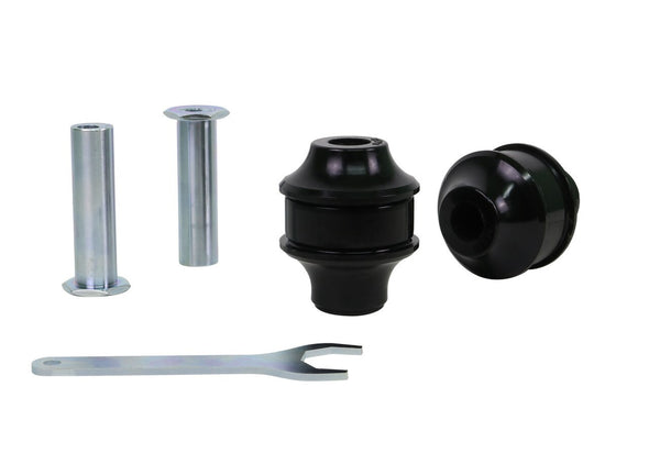 Whiteline Front Radius Arm Lower Bushing - 11+ BMW 1 Series/13+ 2/4Series/12-19 BMW 3 Series